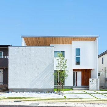 クラシスホームの施工例・建築実例1