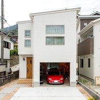 アイデザインホームマリーナ営業所(広島,大阪,東海に展示場有)の住宅実例