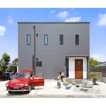 ジブンハウスの施工例・建築実例1