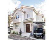 山栄ホーム リゾートな家 (重量木骨の家) の住宅実例