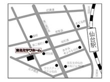 不動産本部。仙台市地下鉄東西線から徒歩3分・仙台駅西口から徒歩11分・JR仙石線あおば通り駅から徒歩8分アクセス抜群のTMビル8Fです。お気軽にお立ち寄りください♪