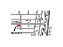京急本線「能見台」駅から歩いて約3分、能見台通りの駅前郵便局向いの1階店舗です!