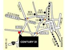 城南店店舗地図