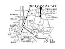 東邦医大通り沿いのゆで太郎さんの斜め向かい、スカイブルーの看板が目印です。JR蒲田駅徒歩10分、京急梅屋敷駅徒歩6分の立地です。お電話いただけましたら、弊社担当がお迎えに上がらせていただきます。