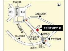 ◆西武新宿線「狭山市」駅より徒歩5分◆駐車場完備しておりますので、お車でお気軽にご来店ください◆近隣の駅まで送り迎えいたします