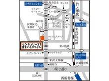 ◆竹ノ塚駅西口より徒歩7分。弊社最寄り駅「竹ノ塚駅」まで送迎致します。