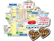 朝日土地建物株式会社八王子店地図