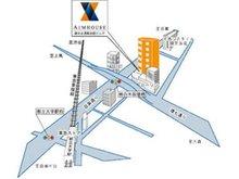 東急東横線「都立大学」駅から徒歩約7分。環状七号線と目黒通りの交差点「柿の木坂陸橋」角にございます。駐車場のご用意もございますので、お車でもご来店頂けます。