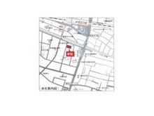 JR総武・中央緩行線『新検見川』駅徒歩3分!熊沢メガネさんの看板が目印、近くです。西友さん横の階段を下りて歩道橋を渡り、ひとつめの交差点を右に曲がったらすぐ左手になります。