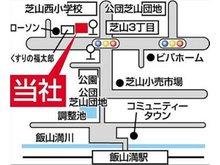 ☆東葉高速鉄道「飯山満駅」からまっすぐです☆駐車場も完備してます♪お車でお越しの際はお電話にてご連絡ください!すぐにご案内させて頂きます!