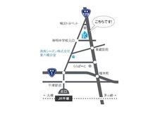 カーナビ入力:平塚市四之宮2-15-27付近