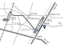 京急蒲田駅前の立地!1階にある東日本銀行が目印です。ホテルラウンジのような寛ぎの空間。ぜひお気軽にお越しくださいませ。