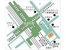 【提携駐車場完備】南浦和駅1分歩。南浦和駅前は、休日でも渋滞はありません。スムーズです。提携駐車場完備しております。お車での来店お待ちしております。0120-934-879♪