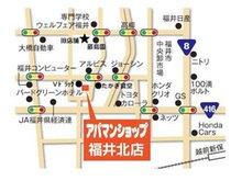 クロダハウス福井支店 地図