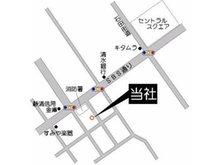 近隣店舗地図