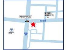 市バス「七反野」停 徒歩1分。店舗裏に駐車場ございます。