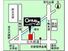 地下鉄烏丸線「北大路駅」・「北山駅」 徒歩10分 お客様駐車場有