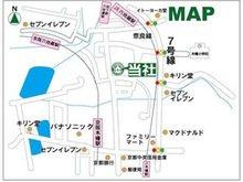 旧道沿い、京阪 六地蔵駅から京阪 木幡駅の中間あたりに店舗がございます。駐車場完備・キッズスペースもございます♪ご家族連れ、お車でのご来店大歓迎です。ご来店心よりお待ちしております(^o^)