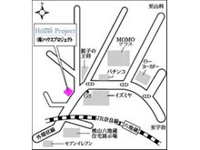 京阪宇治線 六地蔵駅 徒歩7分 JR 六地蔵駅 徒歩10分 京都市営地下鉄 六地蔵駅 徒歩9分。外環状線に面しています。駐車場11台完備!