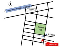 Osaka Metro四つ橋線「北加賀屋駅」から徒歩7分