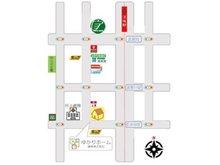 江坂駅から徒歩5分!お車でお越しの際も駐車場をご用意しておりますので、お気軽にお問い合わせ下さいませ!