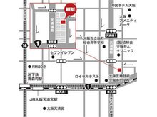 新事務所移転!(12月9日に事務所移転いたしました。)阪急堺筋線 南森町駅から徒歩11分・店舗に駐車場もございます。