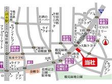センチュリー21フロンティア不動産販売無料駐車場完備!お車でのご来店も大歓迎です!電車でお越しの場合・地下鉄今里筋線『清水駅』から徒歩12分・京阪本線『守口市駅』のご利用も可能です。