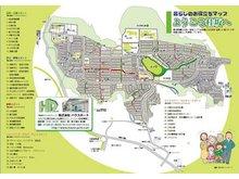 桂坂 店舗地図