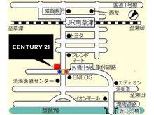 (近江大橋取付道路、矢橋中央交差点角)JR南草津駅より徒歩約17分!駐車場完備!お気軽にご来店下さい。
