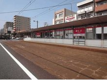JR横川駅徒歩11分 寺町電停徒歩1分 広瀬町バス停すぐ前