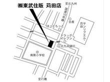 西鉄バス 南原停 徒歩1分