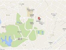 延岡店の事務所は陸上競技場の信号を東に50m