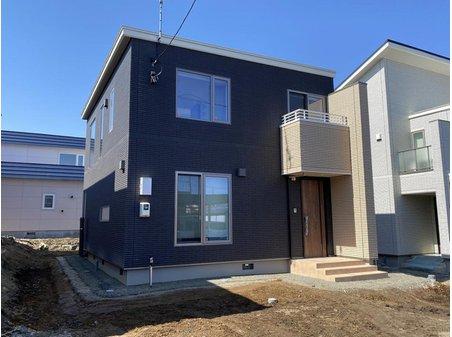 柏木町3(恵み野駅) 3650万円 現地(2021年04月)撮影 外構は現状のお渡しとなります。