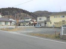 不動町1 900万円 ●北西より撮影●土地は広々100坪●単世帯はもちろん二世帯でも●お好きなハウスメーカーで建築可能です!