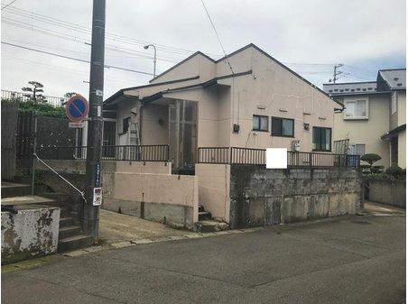 寺内油田2(土崎駅) 870万円 現地(2020年7月)撮影