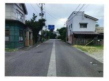字谷地前甲(会津高田駅) 2150万円 前面道路