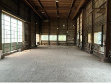 【事業用物件】比子字白木 550万円 室内(2021年4月)撮影