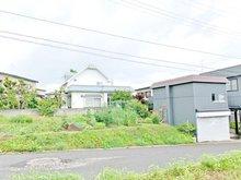 月見野1 600万円 北方向に勾配あり/現地(2019年7月)撮影