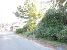 下川字窪畑 200万円 交通量の少ない前面道路!小さなお子様の安心な住環境!
