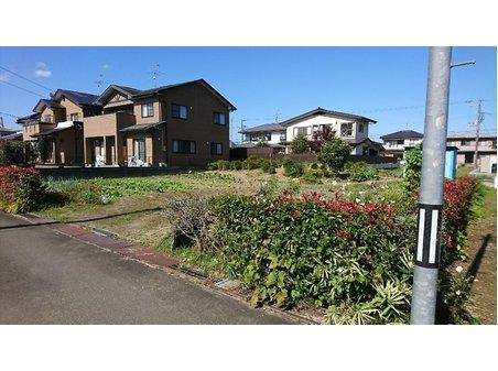 字東桜町(大河原駅) 780万円 区画図