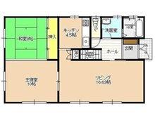 近江 2300万円 2300万円、3LDK+S(納戸)、土地面積246.7㎡、建物面積154.02㎡1F