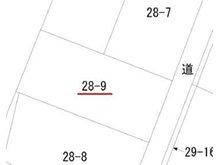 大字道仏字耳ケ吠(大蛇駅) 250万円 土地価格250万円、土地面積244.38㎡