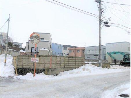 大字野尻字今田(筒井駅) 450万円 南東側から撮影した様子です。