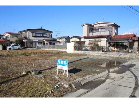住吉町2(石巻駅) 600万円 ●お好きなハウスメーカーで建築可能です!●東南より撮影!