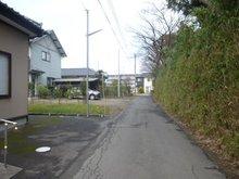 払田字増穂田(余目駅) 498万円