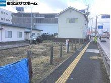 長苗代1(長苗代駅) 520万円 現地にはゴミ置き場がありますが、現況でのお引き渡しとなります。