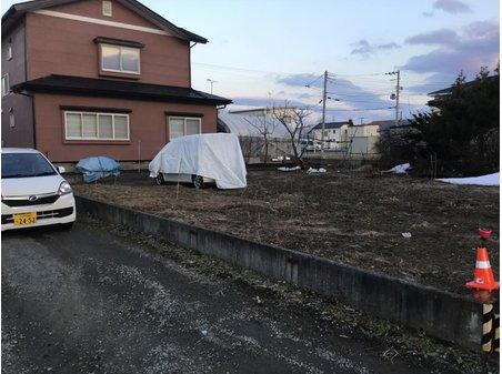 一本木沢1 380万円 現地(2018年2月)撮影