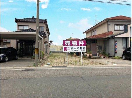 余目字三人谷地(余目駅) 400万円 現地(2020年5月30日)撮影