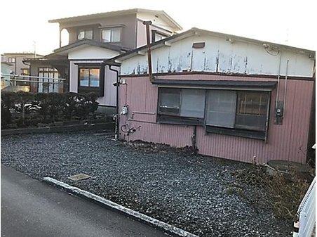 大字大久保字夏川戸(白銀駅) 270万円 現地(2019年3月)撮影
