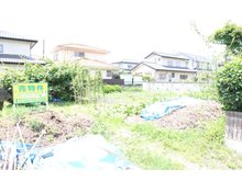 字上中野地(亘理駅) 700万円 敷地の入り口付近からの写真です。